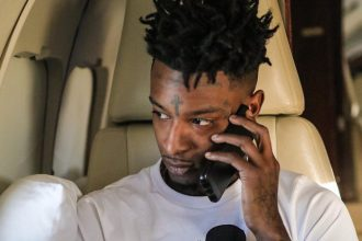 21 Savage Talks Crush On Kylie Jenner Not Worried About Tyga