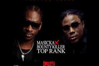 "Bounty Killer and Masicka Previews New Collab ""Top Rank"" Aidonia Diss ?"