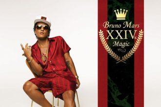 """Bruno Mars New Album """"24K Magic"""" – Stream"""