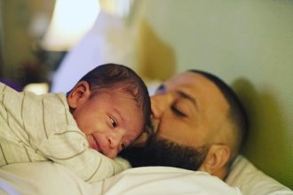 DJ Khaled Introduced The World To His Adorable Son Asahd