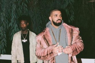 "Drake and 21 Savage Rock Gold Chains In ""Sneakin"" Video"