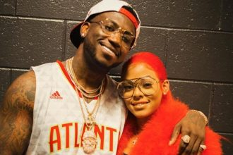 Gucci Mane Proposes To Girlfriend Keushia Ka'Oir During Atlanta Hawks Game