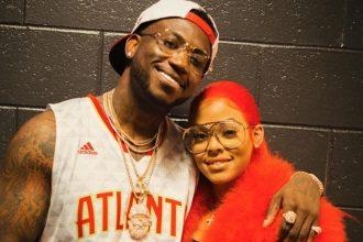 Gucci Mane Proposes To Girlfriend Keushia Ka'Oir During Atlanta Hawks Game