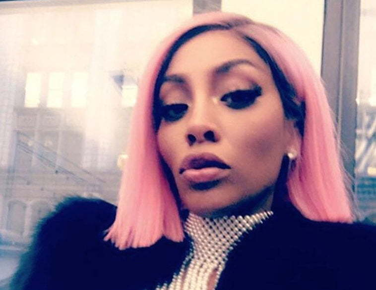 K Michelle Ignites Plastic Surgery Rumors With Instagram