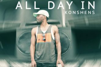 Konshens – All Day In | New Video