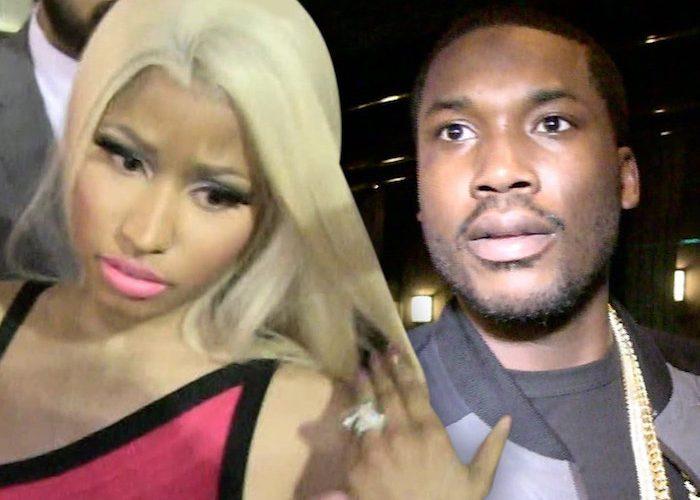 Nicki Minaj & Meek Mill Gets Petty, Trolling Each Other On