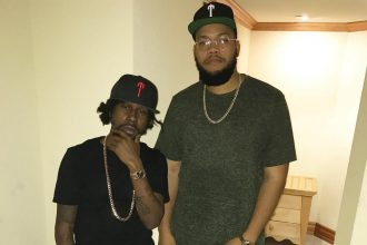 Popcaan Hangs With Rihanna Brother Rorrey Fenty In Barbados