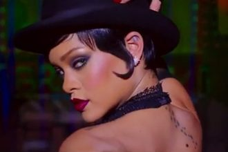 "Rihanna Stars In First ""Valerian"" Movie Trailer"