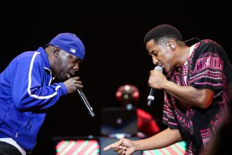 A Tribe Called Quest Album 'We Got It From Here' – Stream