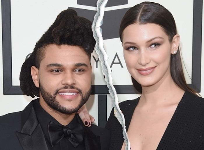 weir and bella dating weeknd