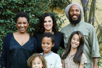 Ziggy Marley Releases Family Cookbook With Jamaican and Middle Eastern Twist
