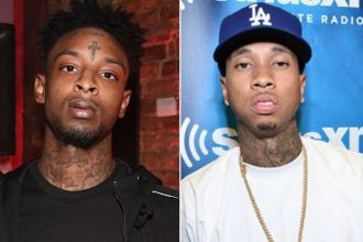 "21 Savage Quits Tyga & Kylie Jenner Beef ""It Went Too Far"""