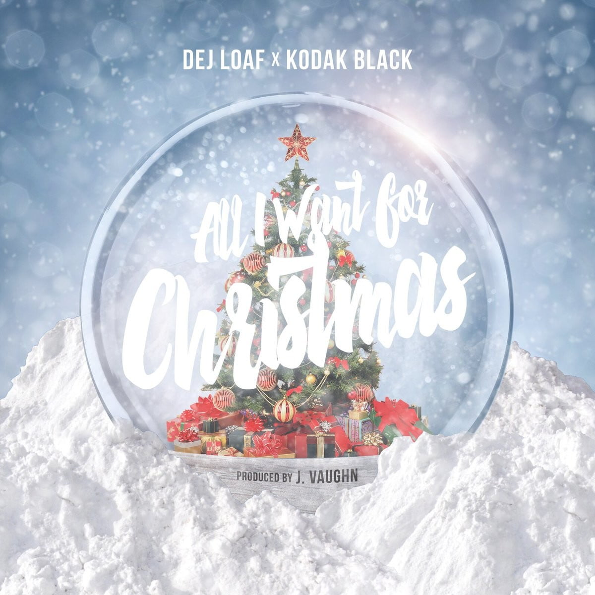 Dej Loaf Ft. Kodak Black - All I Want For Christmas Lyrics - Urban ...