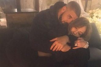 Drake and Jennifer Lopez Trolling Us With This Cozy Photo, Confirms Relationship