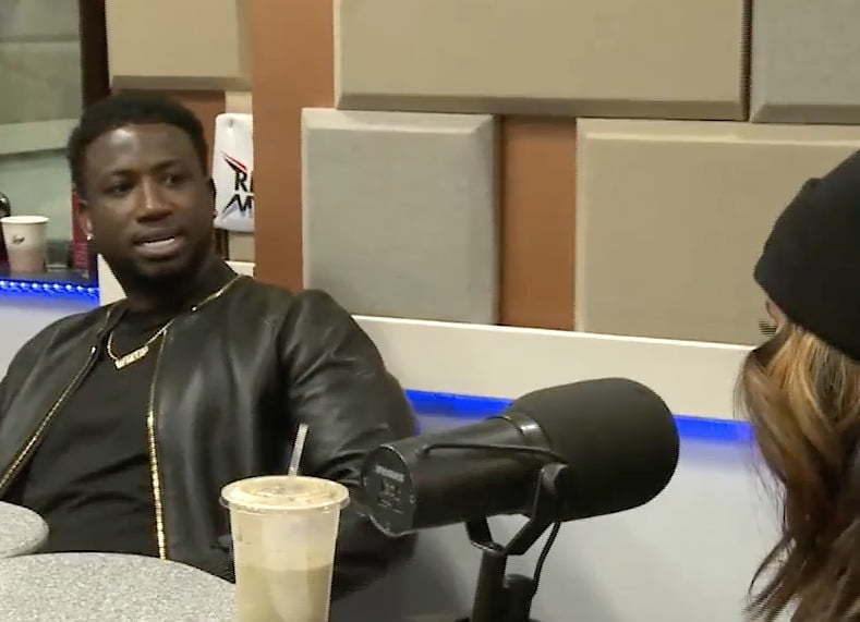 Savage Gucci Mane Exposed Angela Yee Live Quot She Tried To