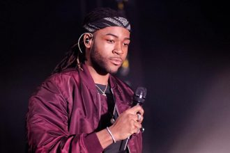 PARTYNEXTDOOR Well Received At Major Lazer and Friends