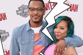 Tiny Officially Files For Divorce From T.I. Over Mayweather Fallout