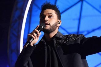 The Weeknd 'Starboy' Sets New Spotify Streaming Record For A Single Day