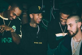 """Tyga Reacts To 21 Savage Admiration For Kylie Jenner """"You Want To Be Me"""""""