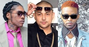 "Vybz Kartel, Konshens & Sean Paul Makes ""Power Move"""