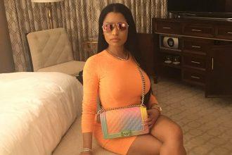 Nicki Minaj – Ain't Gone Do It Lyrics