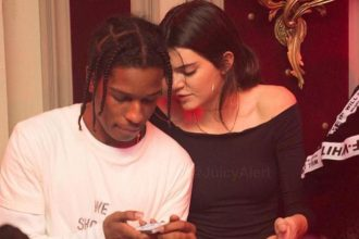 A$AP Rocky and Kendall Jenner Rekindles Relationship Spotted In Paris