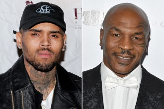 """Mike Tyson """"I am Training Chris Brown"""" To Beat Soulja Boy To A Pulp"""