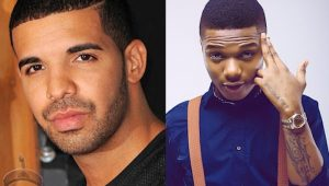 """Drake & WizKid Team Up For Another Dancehall Banger """"Hush Up the Silence"""""""
