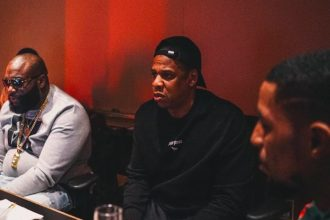 Jay Z Recording New Album That Could Feature Rick Ross and Lil Wayne