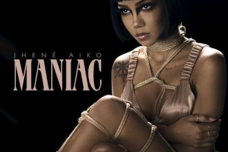 "Jhene Aiko Debut Sexy Seductive ""Maniac"" Video"