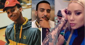 French Montana Threatens Iggy Azalea After She Was Spotted Kissing LJay Currie In Mexico