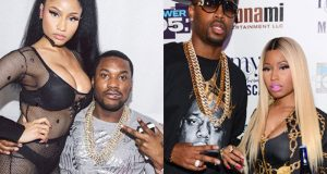 Meek Mill Lock Eyes On Another Safaree Girlfriends Nikki Mudarris