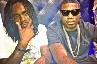 Meek Mill and Wale Makes Peace At Rick Ross Birthday Party