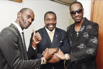 Dancehall Legends Bounty Killer & Ninja Man Unite Against Crime In Jamaica