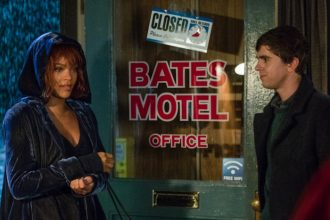Watch Rihanna Riveting Shower Scene In Bates Motel [Video]