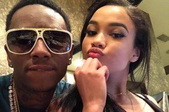 Soulja Boy Trolling Chris Brown With Pics Of New Girlfriend Krista Santiago