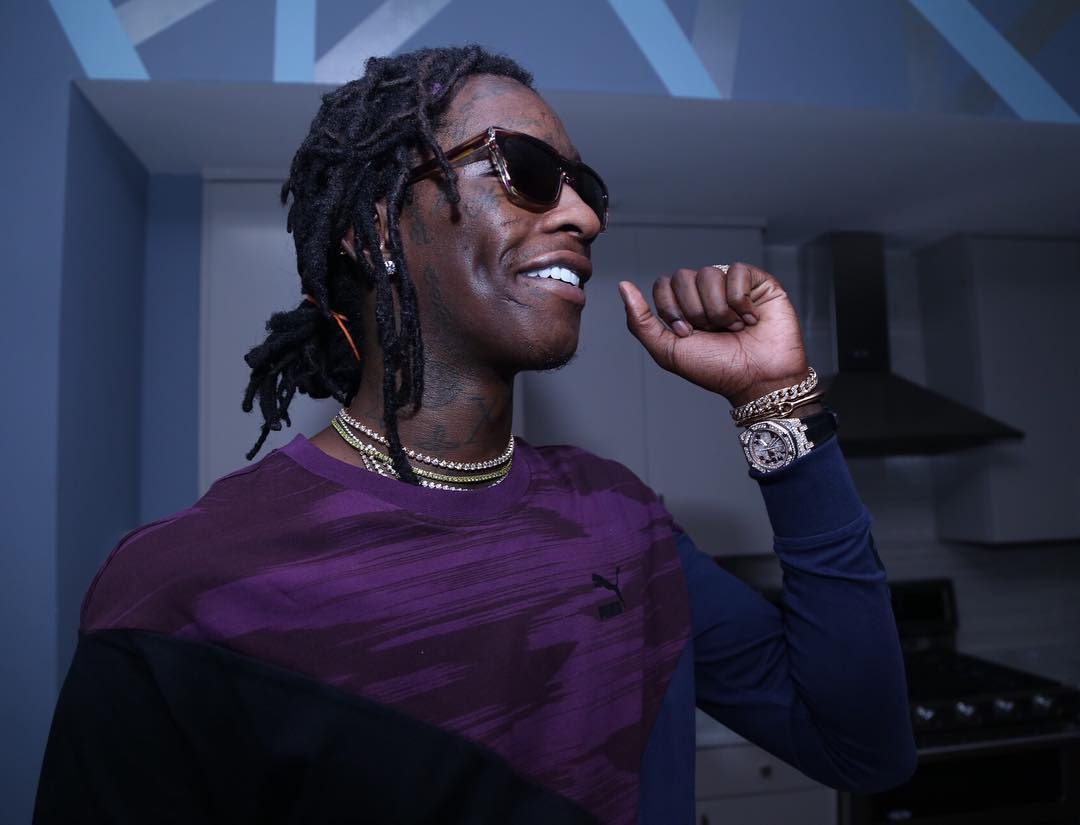 Young Thug Judge Issued Arrest Warrant No Show In Court For Window Tints
