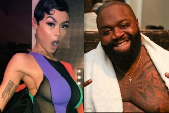 Rick Ross and India Love Fuels Dating Rumors