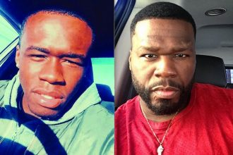 "50 Cent Blocks Son Marquise On Instagram Over Diss Track ""Different"""