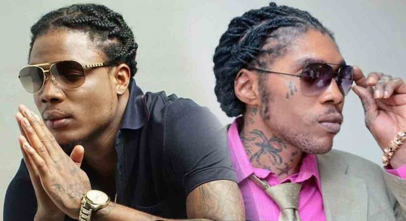 Vybz Kartel and Masicka Working On New Music