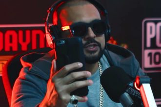 """Watch Sean Paul Spit Fire Freestyling Over Drake's """"Controlla"""" Beat"""