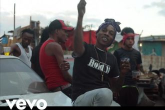 VIDEO: Vybz Kartel – Hold It