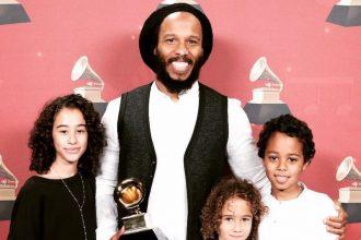 Ziggy Marley Wins 2017 Grammy For Best Reggae Album