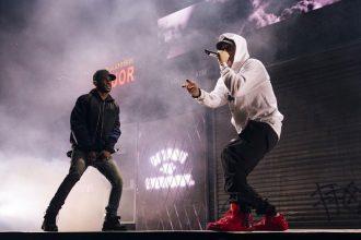 Big Sean feat. Eminem – No Favors [New Music]