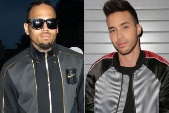 Spiff TV feat. Prince Royce & Chris Brown – Just As I Am Lyrics