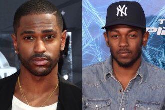 "Kendrick Lamar Dissing Big Sean Not Drake On New Song ""The Heart Part 4"""