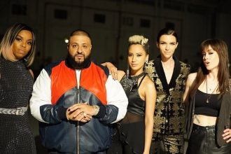 "DJ Khaled and His Son Asahd Lands Role In ""Pitch Perfect 3"" Movie"