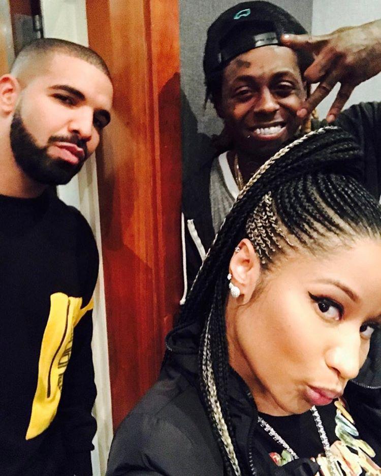 Lyric murda lyrics : Nicki Minaj, Drake & Lil Wayne - No Frauds Lyrics - Urban Islandz