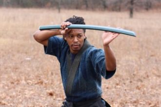 Lupe Fiasco Is A Badass With A Samurai Sword Its Crazy