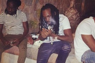"Mavado New Single ""Dirt Nap"" Its Straight Fire"